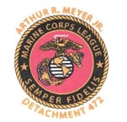 Marine Corps League Joins the HBOT Fight