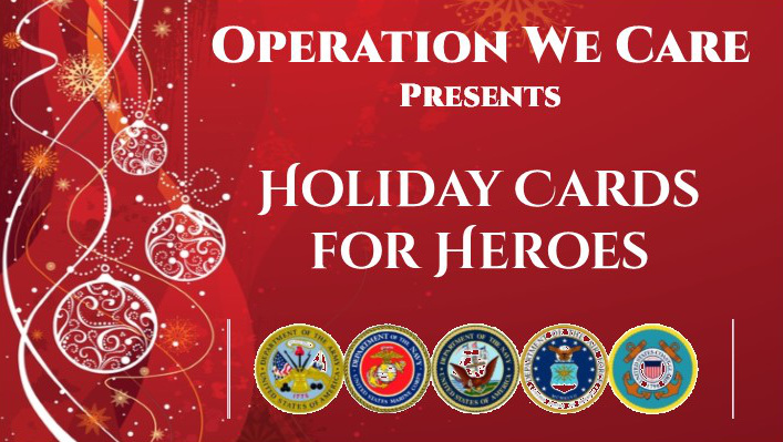 Holiday Cards for Heroes